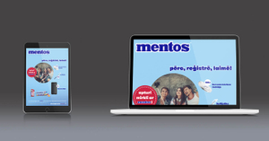 Pause the moment with Mentos!