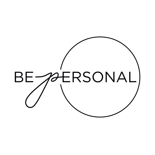BE PERSONAL logo